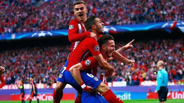 Мадридський «Атлетіко» обіграв «Баварію» у першому півфіналі Ліги чемпіонів