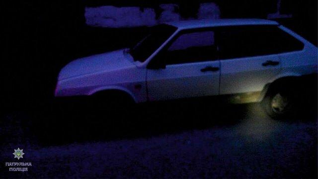 Вночі у Львові поліцейські затримали автозлодія