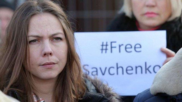Віра Савченко перетнула кордон і вже перебуває в Україні, – Порошенко