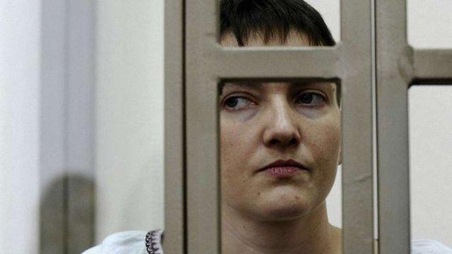 Савченко заповнила в СІЗО документи для екстрадиції