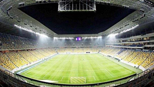 Стадіон «Арена Львів» вперше в історії прийме фінал Кубка України