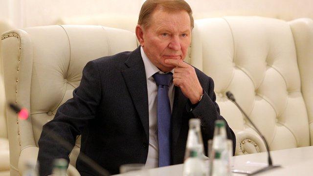 Бойовики порушили «режим тиші» попри останні мінські домовленості, – Кучма