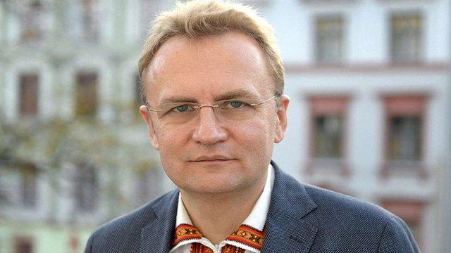 Андрій Садовий привітав львів'ян та гостей міста з Великодніми святами