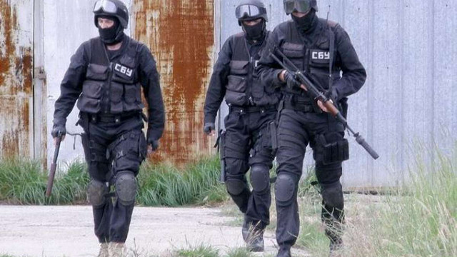 В Одесу прибули кілька підрозділів «Альфи» із зони АТО