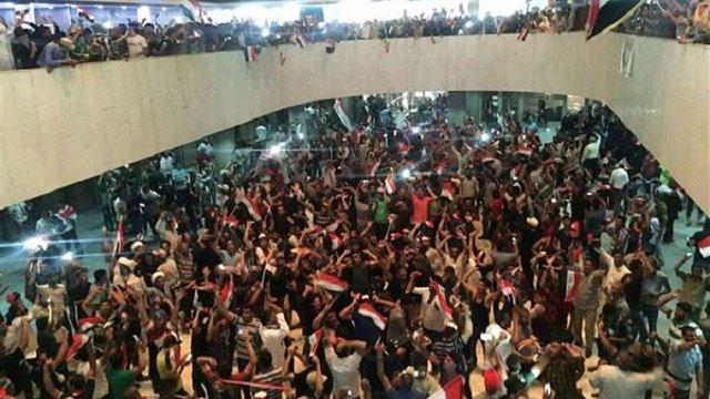 У Багдаді запровадили надзвичайний стан