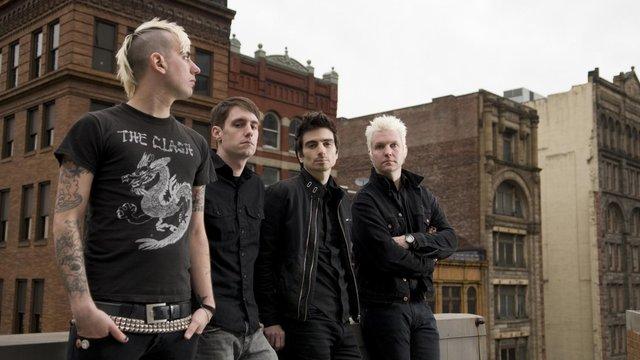 Американський панк-гурт спростував свою заяву про «фашизм в Україні»