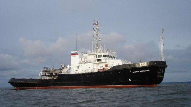 Латвія помітила біля своїх кордонів російську субмарину та буксир