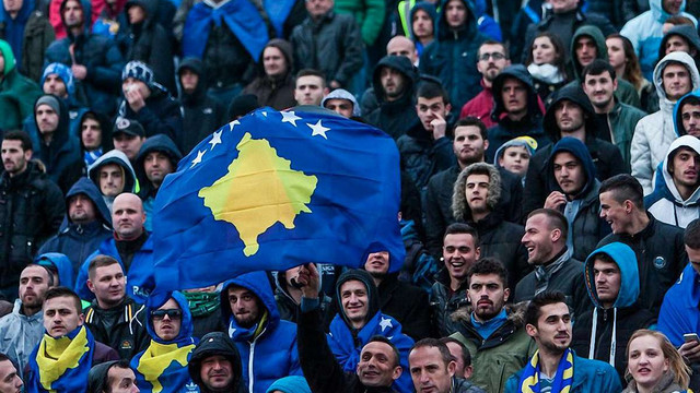 Республіка Косово стала членом УЄФА
