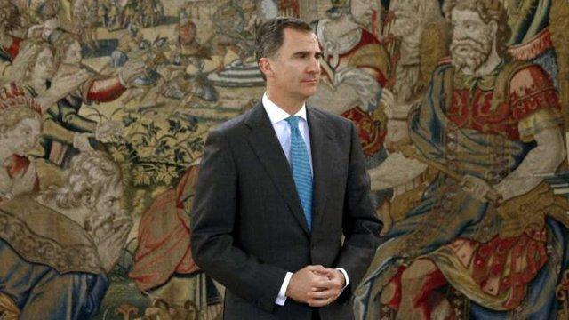 Король Іспанії розпустив парламент і призначив нові вибори