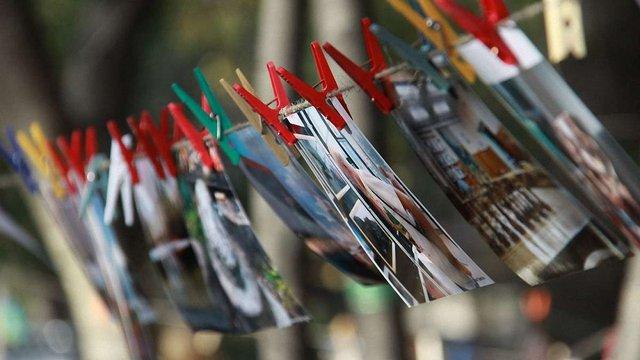 Волонтери Львова розкажуть про свою діяльність фотографіями