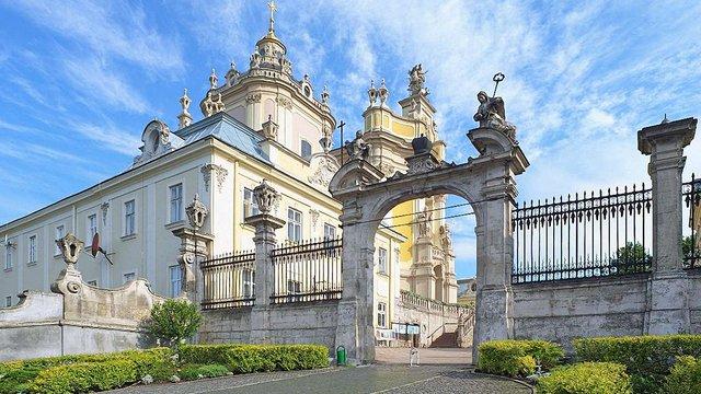 Святоюрські мури у Львові розмалюють