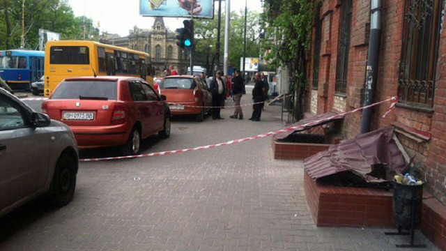 Поліція назвала причину стрілянини біля одеського телеканалу