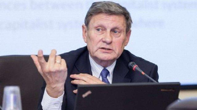Лєшек Бальцерович переконує, що зростання економіки України вже почалося