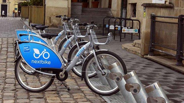 За перший місяць міським велопрокатом скористалися лише 600 разів