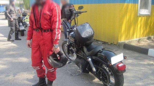 Прикордонники не пропустили в Україну ще трьох байкерів з Білорусі