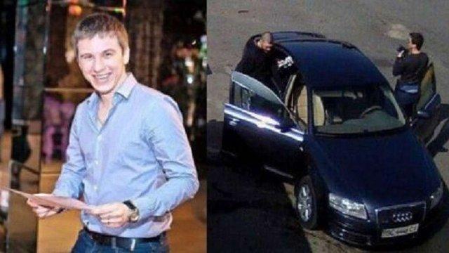 Поліція оприлюднила фото підозрюваних у вбивстві львів'янина Тараса Познякова