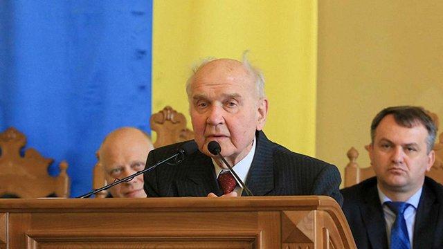 Ігор Юхновський став почесним громадянином Львова