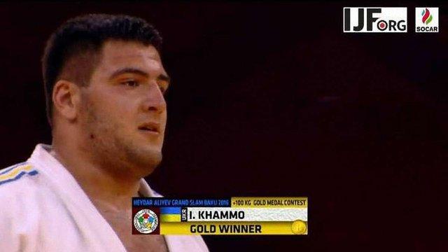 Український дзюдоїст переміг на турнірі у Баку