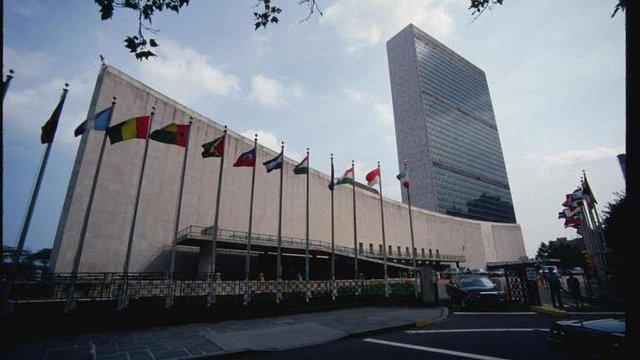 У Нью-Йорку невідомий проник в штаб-квартиру ООН