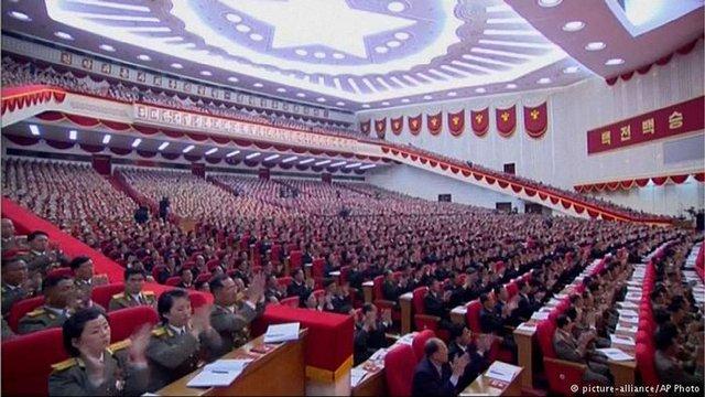 КНДР планує посилювати свій ядерний потенціал