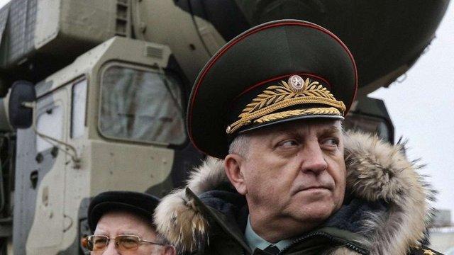 Росія розвиває засоби подолання американського антиракетного щита – Міноборони РФ