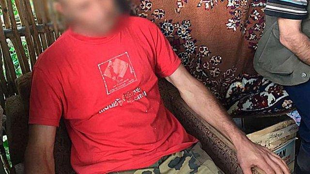 На Закарпатті на хабарі затримали посадовця воєнізованої охорони