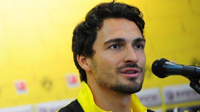 Захисник дортмундської «Боруссії» Матс Хуммельс перейшов у «Баварію»