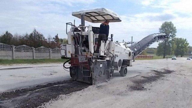 Мешканці Львівщини, незадоволені ремонтом дороги, домоглися усунення недоліків