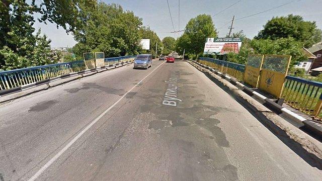 У травні почнуть ремонтувати аварійний міст на вул. Городоцькій у Львові