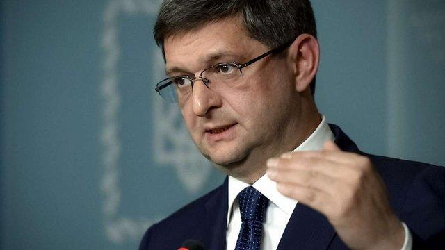Віталій Ковальчук став представником президента в уряді