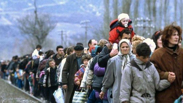 Україна стала четвертою в світі за кількістю внутрішніх переселенців