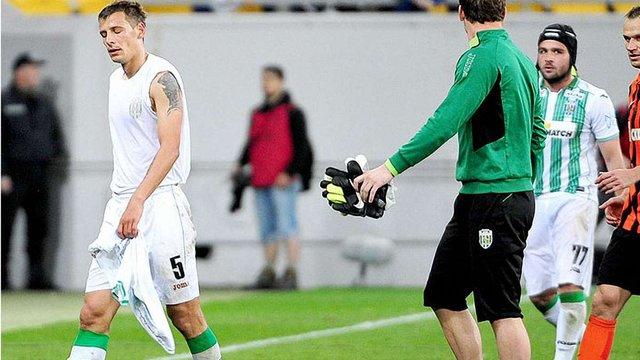 Одразу чотири футболісти покинули львівські «Карпати»