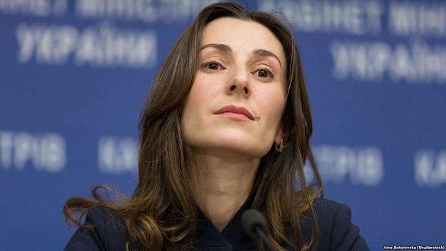 Ека Згуладзе зробила офіційну заяву щодо своєї відставки