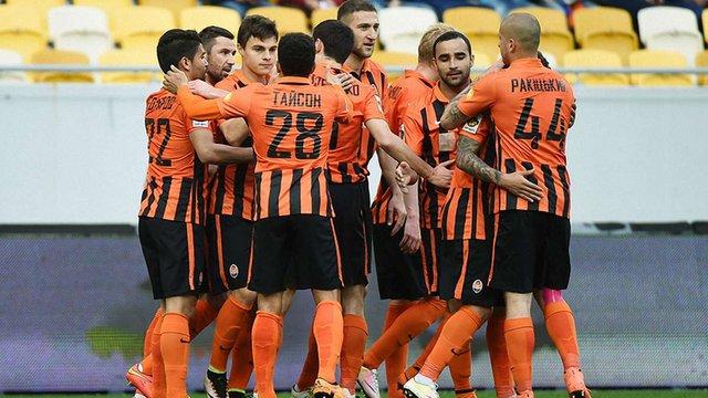 У фіналі Кубка України у Львові зіграють донецький «Шахтар» і луганська «Зоря»