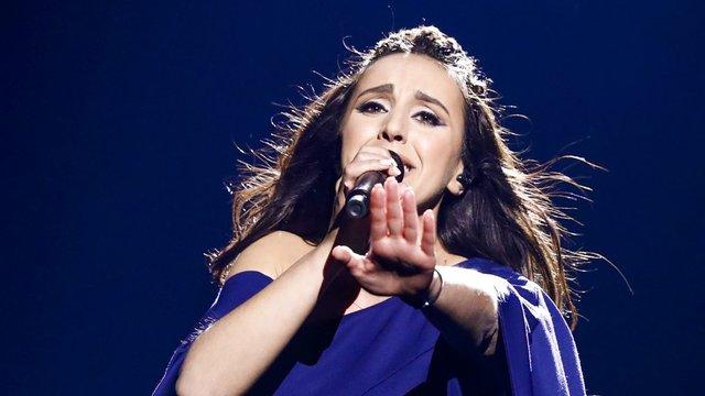 Джамала вийшла у фінал «Євробачення»