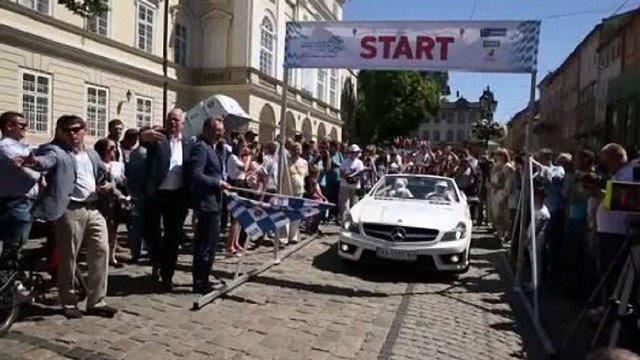 22 травня стартує марафон електромобілів зі Львова до Монте-Карло