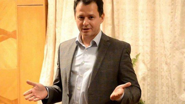 Народний депутат зі Львова Тарас Батенко очолив партію УКРОП