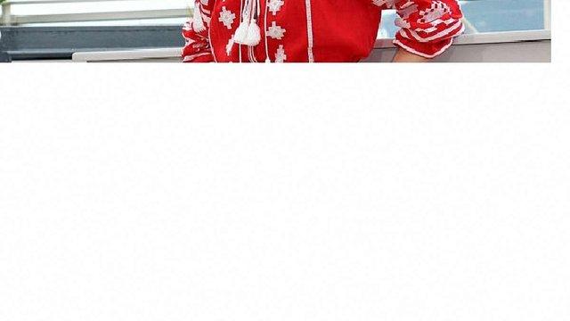 Мелані Тьєррі пройшла червоною доріжкою  Канн у вишиванці