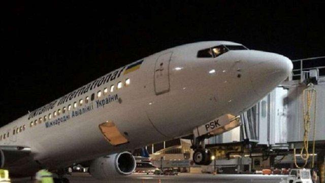 Пасажирський Boeing МАУ «сів на хвіст» в аеропорту Тель-Авіва