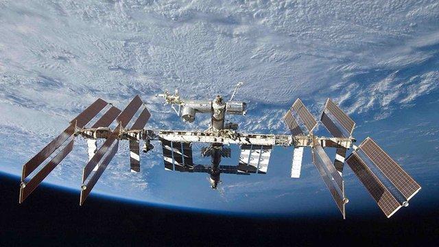 Міжнародна космічна станція сьогодні здійснила 100-тисячний оберт навколо Землі