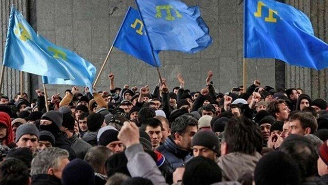 У Криму заборонили жалобні заходи у пам'ять про жертв геноциду кримських татар