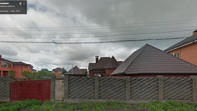 Дружина військового прокурора Західного регіону має будинок під Києвом