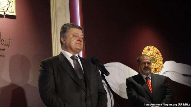 Порошенко пояснив, чому Джамала змінила назву пісні-переможниці «Євробачення »