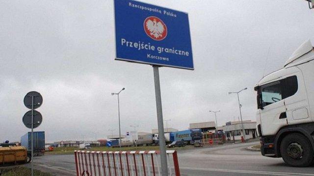 П'яний українець з ножем напав на польського прикордонника