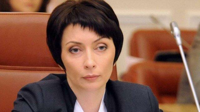 Олена Лукаш подала позов до суду ЄС з вимогою скасувати санкцій проти неї