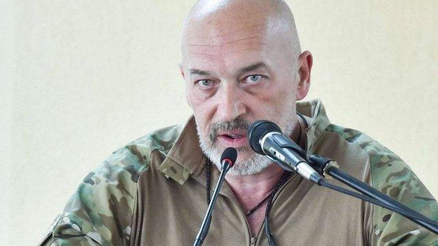 Тука заявив, що на мирне звільнення Донбасу є лише п'ять років