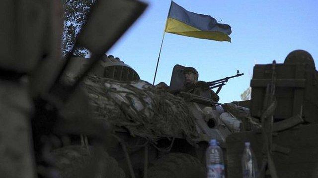 В Станиці-Луганській від кулі снайпера загинув український військовослужбовець
