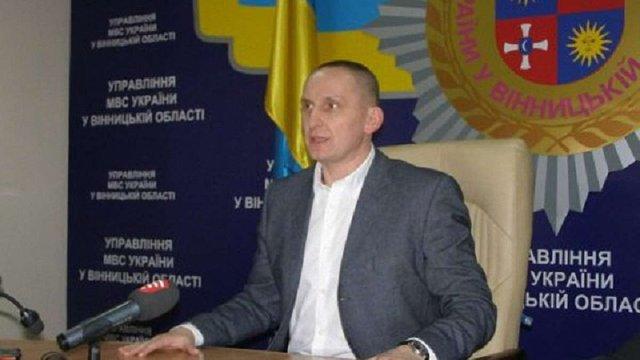 Прокуратура закрила справу проти екс-голови поліції Вінницької області Антона Шевцова