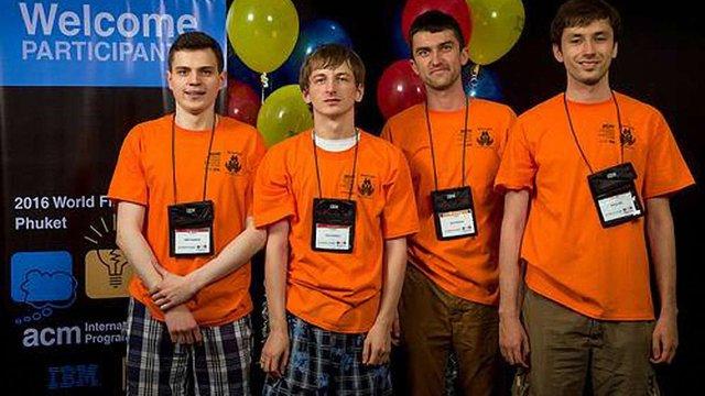 Львівські студенти отримали «бронзу» на чемпіонаті світу зі спортивного програмування
