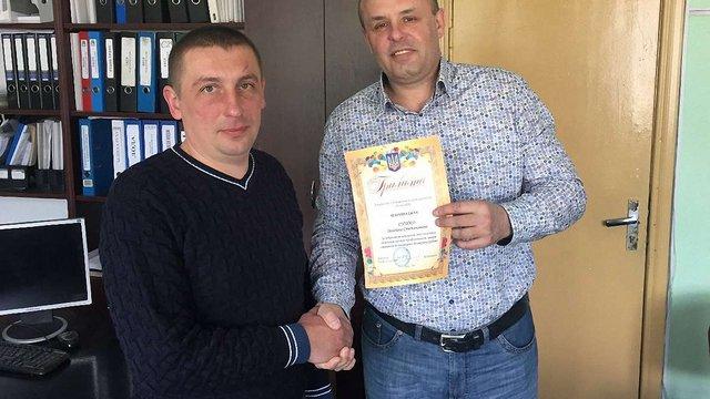 Після звернення пасажирки у Львові преміювали водія автобуса